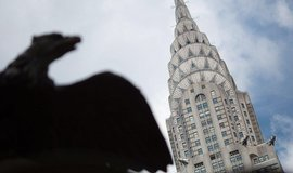 Chrysler Building v New Yorku