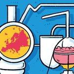 Ilustrace k eseji Malí a bohatí to mají těžké