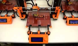3D tiskárna Prusa Research (Zdroj: Youtube)