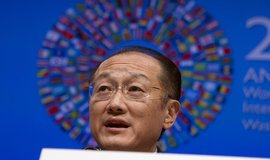 Prezident Světové banky Jim Yong Kim