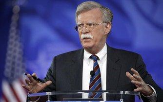 John Bolton se stane novým bezpečnostním poradcem amerického prezidenta Donalda Trumpa