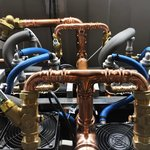Řešení chlazení vodou datového centra firmy Cloud&Heat.