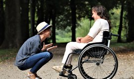 Invalidní důchod - ilustrační foto