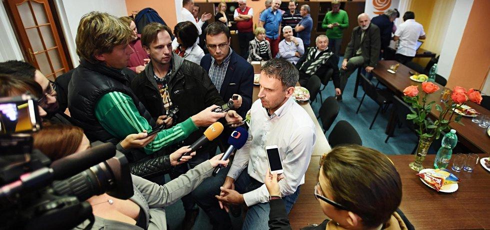 Hejtmanem v Jihočeském kraji zůstane pravděpodobně  sociální demokrat Jiří Zimola.
