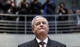 Bývalý CEO německého automobilového koncernu Volkswagen Martin Winterkorn.