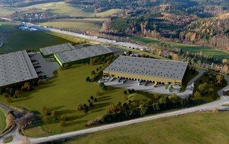 Sázava Logistics Park