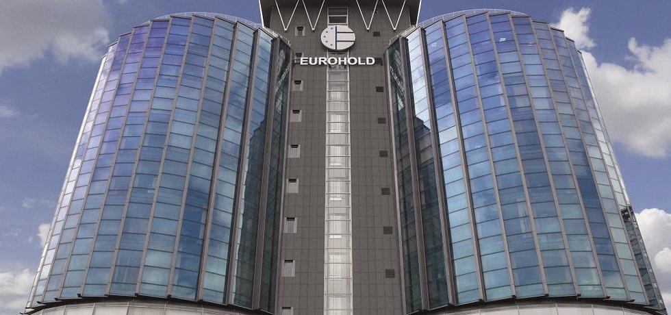 Sídlo skupiny Eurohold