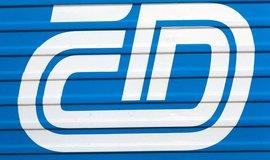 České dráhy - logo