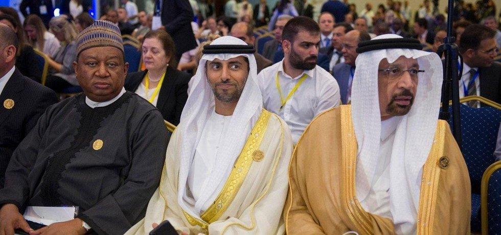 Zasedání organizace OPEC, ilustrační foto