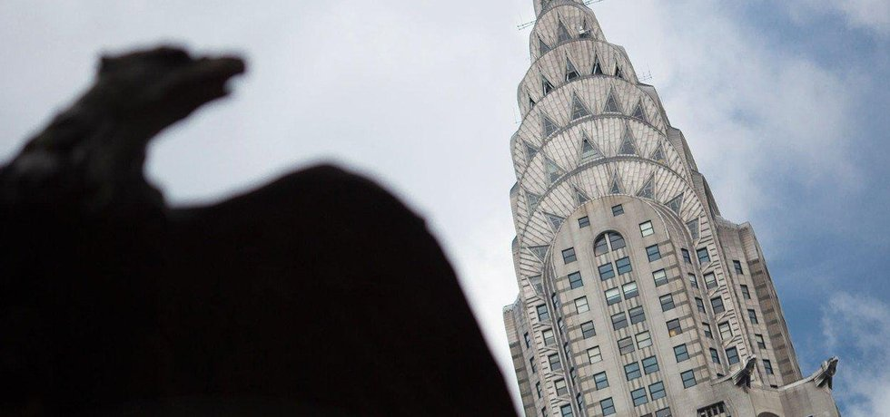Chrysler Building v New Yorku