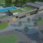 Praha 6 na bazén nevypsala architektonickou soutěž