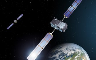 Družice systému Galileo
