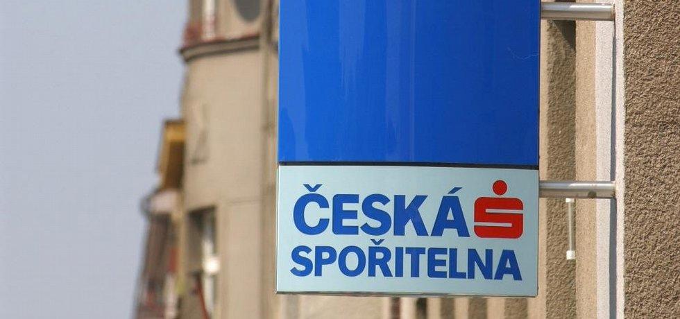 Česká spořitelna (Autor: Jan Rasch, Euro)