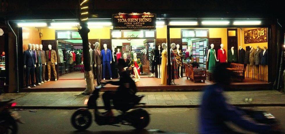 Vietnamská Savile Row