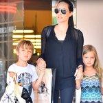 Knox a Vivienne Jolie Pitt