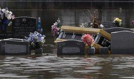 Klimatické krizi neutečou ani mrtví. Hřbitovy se musí změnit