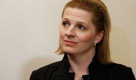 Bývalá ředitelka Národního úřadu pro vyzbrojování Jitka Nalevajková