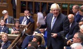Exministr zahraničí Boris Johnson