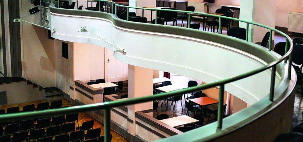 Foerstrovu sálu může co do akustiky rovnat jen Dvořákova síň v Rudolfinu
