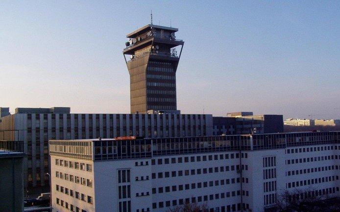 Budova Telecomu v Praze na Žižkově