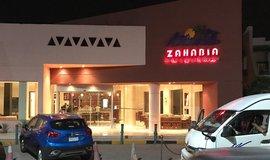 Hotel v egyptské Hurgadě, u něhož došlo k teroristickému útoku