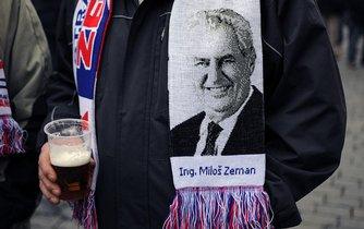 Fanoušek Miloše Zemana
