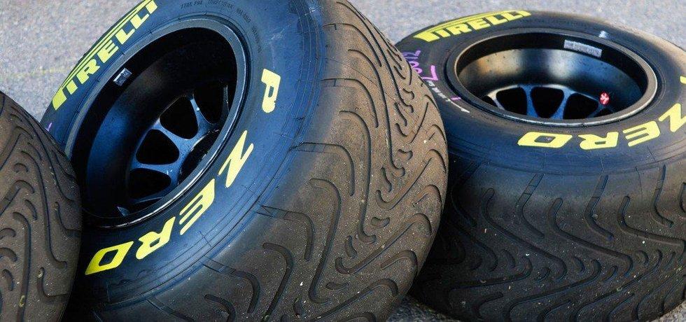Pneumatiky Pirelli, ilustrační foto