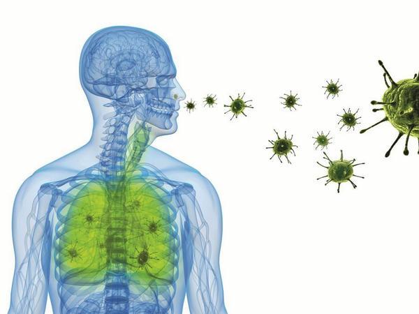 virus, chřipka