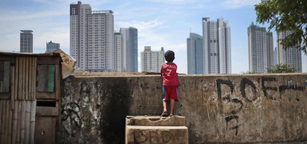 Jakarta, ilustrační foto
