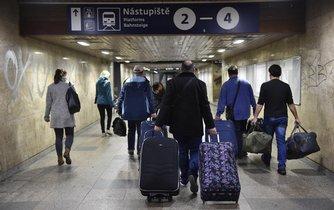 Uprchlíci v Česku - ilustrační foto