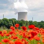 Německá jaderná elektrárna Isar II v Bavorsku, ilustrační foto