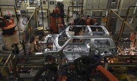 Výroba BMW Mini, ilustrační foto