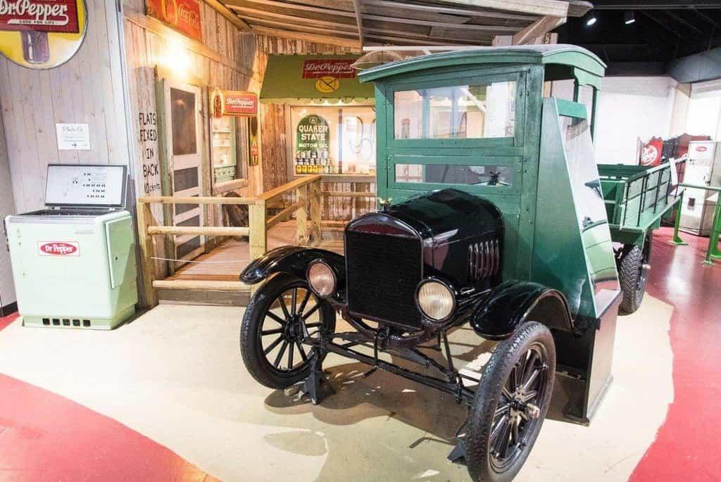 Dr Pepper Museum (Waco, USA)
