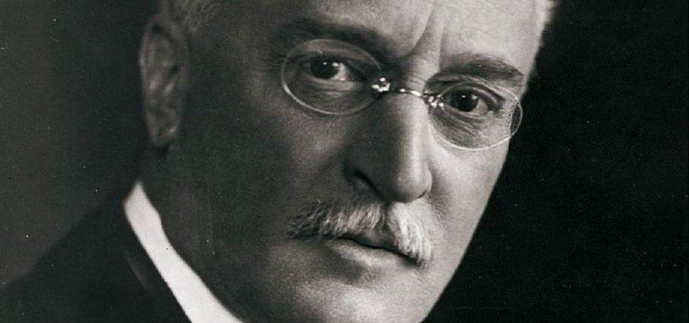 Německý vynálezce Rudolf Diesel
