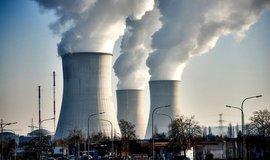 Jaderná elektrárna Tihange v Belgii, ilustrační foto