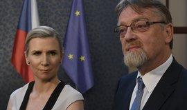 Ministryně školství Valachová rezignovala k poslednímu květnovému dni. Jejím nástupcem má být Stanislav Štěch
