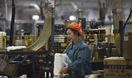 Čínská ekonomika loni rostla jen o 6,6 procenta, ilustrační foto
