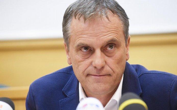 Bývalý hejtman Jiří Rozbořil