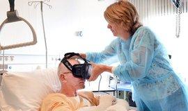Virtuální realita v medicíně, ilustrační foto