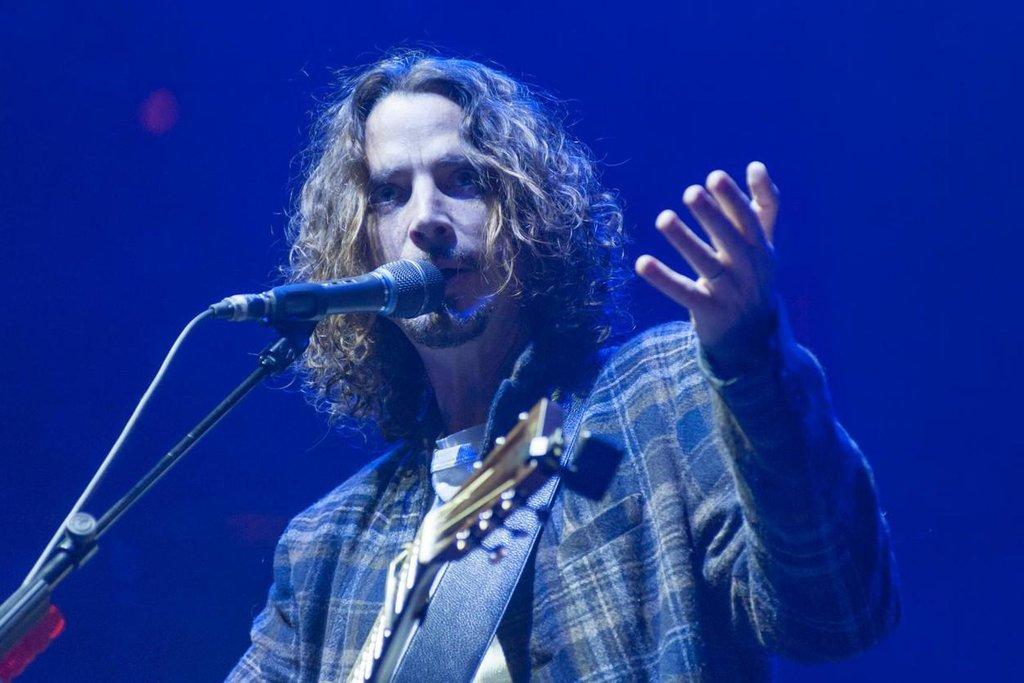 Se skupinou Soundgarden natočil Chris Cornell šest alb
