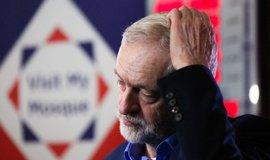 Předseda britských labouristů Jerem Corbyn