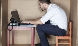 Začínající podnikatel, ilustrační foto