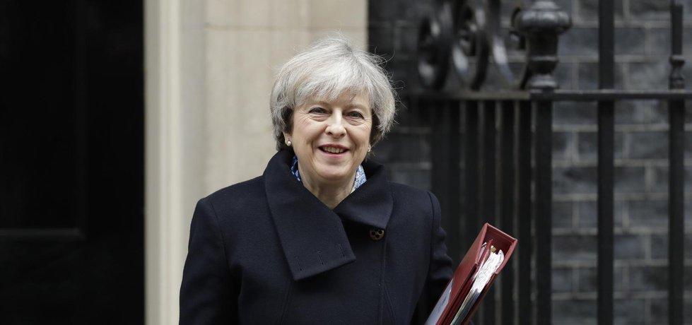 Britská premiérka Mayová má nelehký úkol. Přivést Spojené království úspěšně k realizaci brexitu.