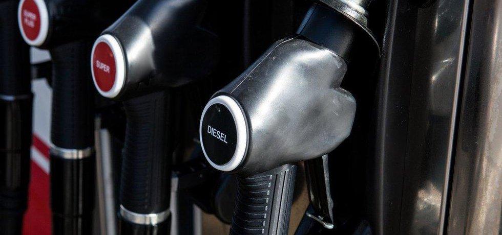 Diesel, ilustrační foto