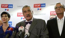 TOP 09 chce dostat Česko do pozice vlivného člena Evropské unie a vymezuje se vůči tendencím zavést v zemi oligarchii