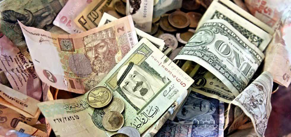 Měny, ilustrační foto