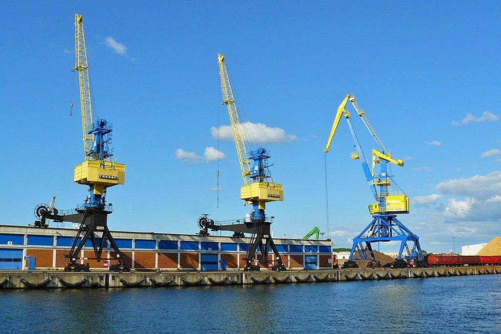 Německý export, ilustrační foto