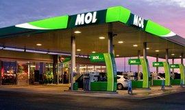 Čerpací stanice MOL