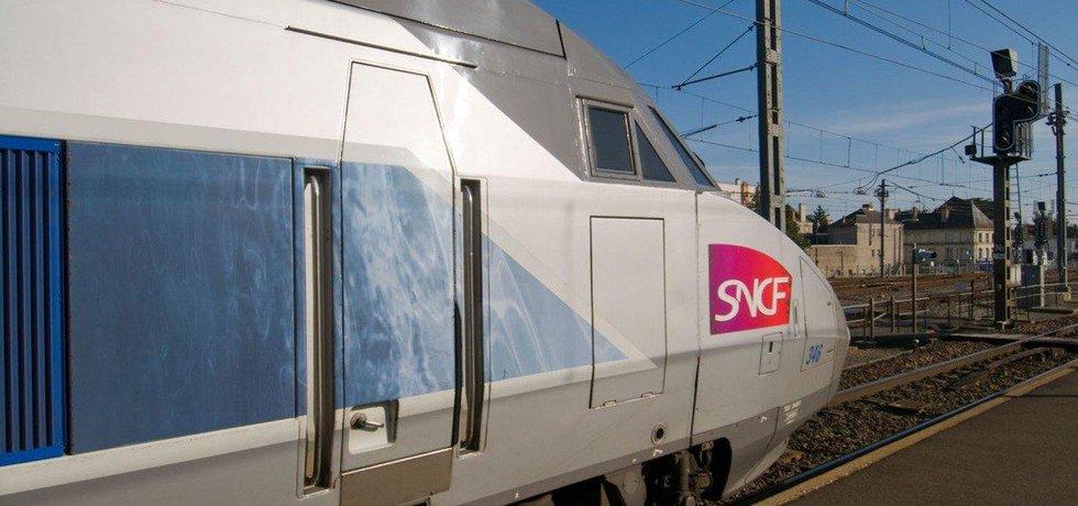 Vlak SNCF, ilustrační foto