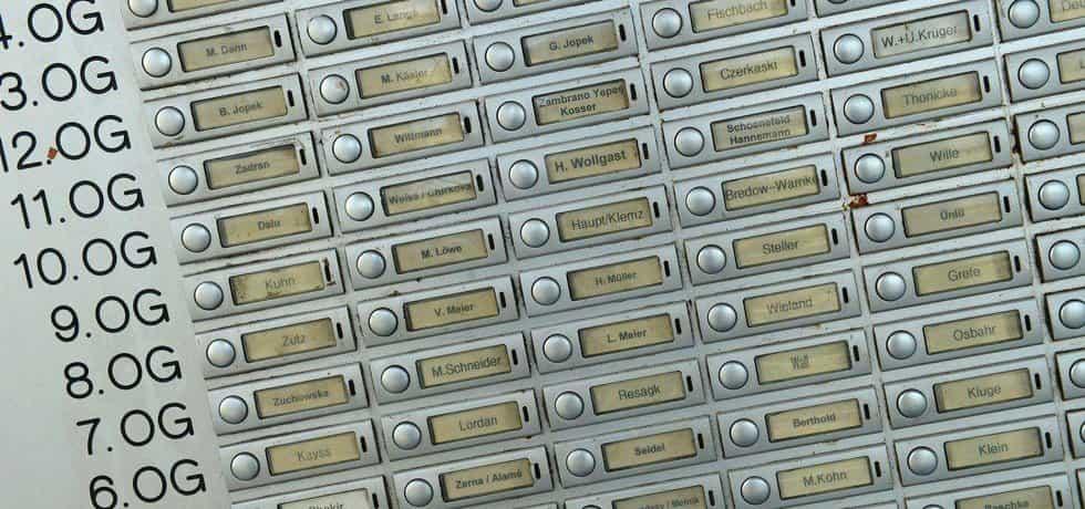 Zvonky, ilustrační foto